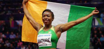 De la dépression à la médaille d'or, rencontre avec l'Ivoirienne Murielle Ahouré