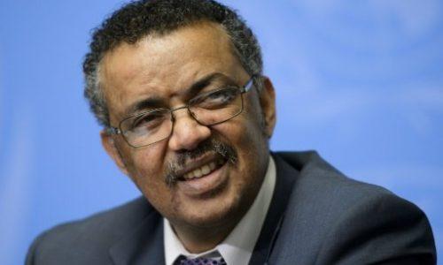 L'Ethiopien Tedros élu nouveau directeur général de l'OMS.