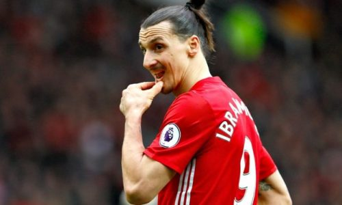 Football : Ibrahimovic quitte Manchester United.