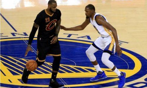 NBA: LeBron James (Cleveland), star à domicile.