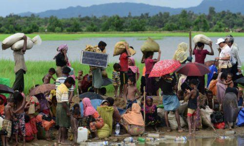 Birmanie: 582.000 réfugiés rohingyas au Bangladesh depuis fin août