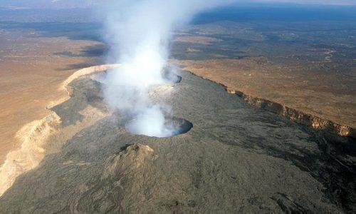 Ethiopie: Erta Ale, le volcan de tous les dangers