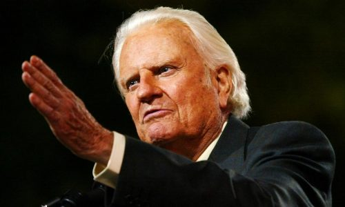 Mort de Billy Graham, berger évangélique de l'Amérique