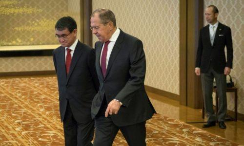 Lavrov met en garde Londres contre de nouvelles «initiatives anti-russes»