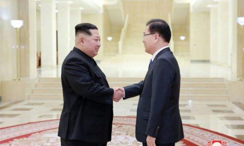 La Chine presse Etats-Unis et Corée du Nord de dialoguer «au plus vite»