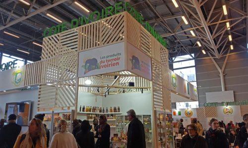 Salon de l'agriculture: une vitrine pour les produits de certains pays africains