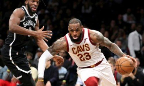 NBA: Golden State s'effondre, LeBron James s'envole.