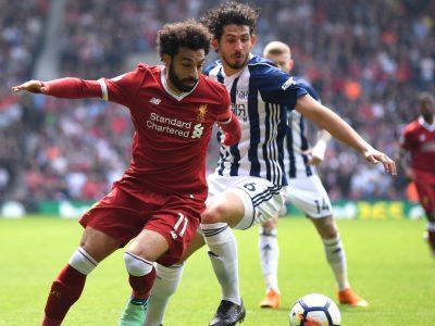 Liverpool perd 2 points à West Bromwich en l'espace de 10 minutes (2-2)