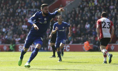 Premier League : Chelsea renverse Southampton (2-3)