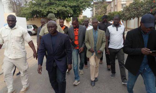 Idrissa Seck, Thierno Bocoum et Malick Gakou libérés