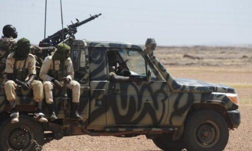 Lancement de l'exercice militaire Flintlock 2018 au Niger