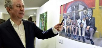 Dialogue entre l'Afrique et l'Europe avec le peintre espagnol Charris à Abidjan