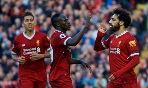 PL: Liverpool domine Bournemouth 3-0, Mané et Salah buteurs