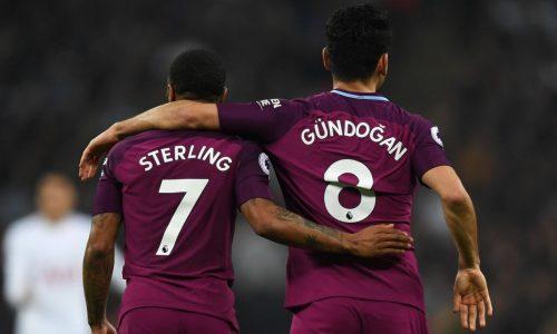 LP : Manchester City bat Tottenham et se rapproche du titre