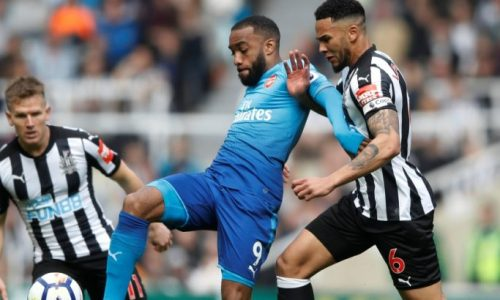 Premier League : Newcastle domine Arsenal (2-1)