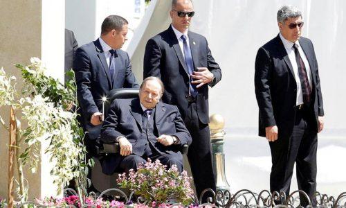 Des dignitaires algériens en faveur d'un nouveau mandat d'Abdelaziz Bouteflika