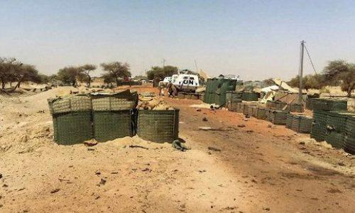 Mali: le GSIM revendique l'attaque contre le camp de la Minusma et de Barkhane