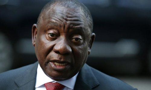 Manifestations en Af Sud: balles en caoutchouc avant l'arrivée de Ramaphosa
