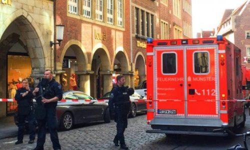 Allemagne : un véhicule fonce dans la foule à Münster, faisant plusieurs morts.