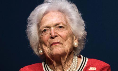 Décès à 92 ans de Barbara Bush, mère et femme de présidents.