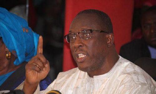 Le Dg du Coud raconte sa bagarre avec le ministre Abdoulaye Daouda Diallo : «On m'a versé de l'acide»