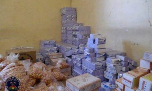 Burkina Faso: Près de 750 kg de produits pharmaceutiques contrefaits saisis par la police à Pô