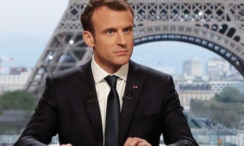Syrie, fiscalité, islam… entretien  avec Emmanuel Macron