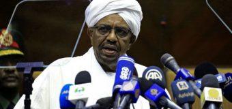 Soudan : le président Béchir ordonne la libération de «tous les détenus politiques»