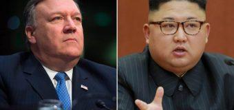 Trump a envoyé le patron de la CIA rencontrer Kim Jong-un.