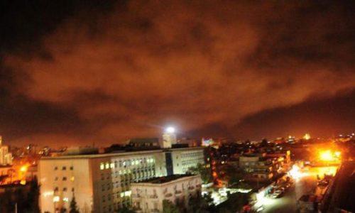 Washington, Paris et Londres ont frappé la Syrie.